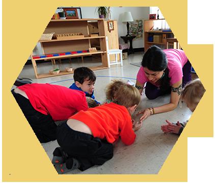 Portland Kids Yoga Classroom
